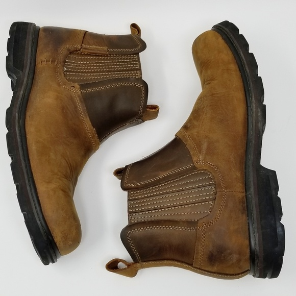 skechers mens ankle boots